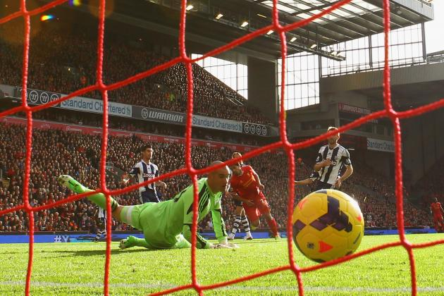 Liverpool vs. West Bromwich Albion: 6 Things We Learned