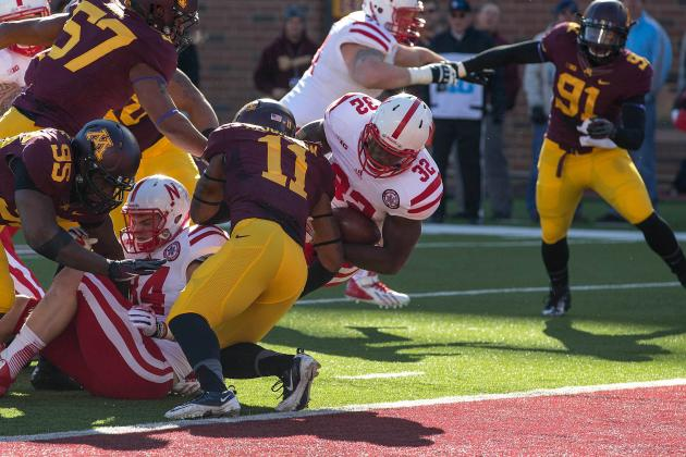 Nebraska vs. Minnesota: 10 Things We Learned in Cornhuskers' Loss