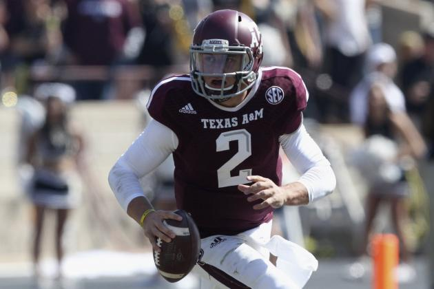 Vanderbilt vs. Texas A&M: 10 Things We Learned in Aggies' Win