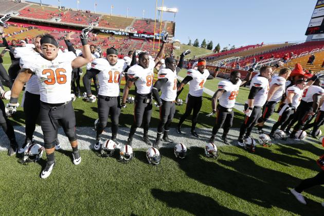Oklahoma State Football: Winners and Losers from the Week 9 Game vs. Iowa State