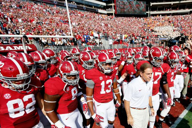 Tennessee vs. Alabama: 10 Things We Learned in Tide's Win