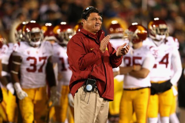USC Football: Best- and Worst-Case Scenarios for Trojans' Final 5 Games