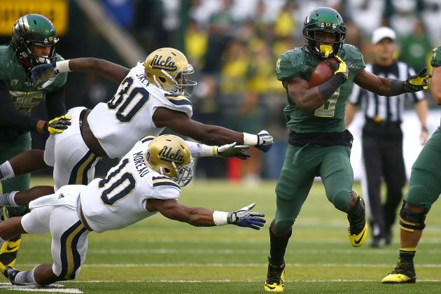 UCLA vs. Oregon: 10 Things We Learned in the Ducks Win over the Bruins