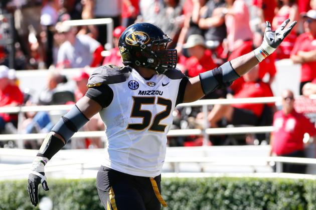 Michael Sam, Vic Beasley and the 10 Best Pure Pass Rushers in the 2014 NFL Draft