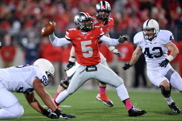 Penn State vs. Ohio State: 10 Things We Learned in Buckeyes' Win