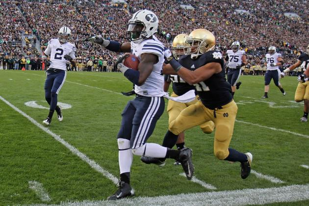 BYU Football: Best and Worst Case Scenarios for Cougars' Final 4 Games