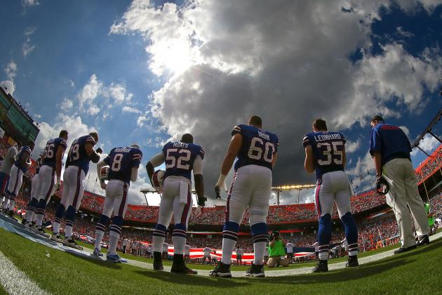 Buffalo Bills: Midseason Report Cards for Each Positional Unit
