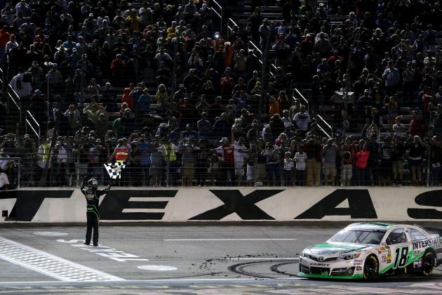 Complete preview for nascar sprint cup series at texas for Texas motor speedway schedule this weekend