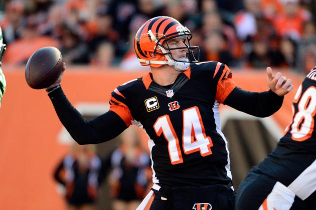 Cincinnati Bengals: Midseason Report Cards for Each Positional Unit