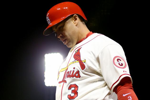 St. Louis Cardinals Offseason Tracker: Hottest Trade Rumors, Free-Agency News