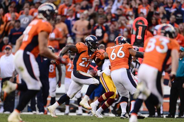 Redskins vs. Broncos: 8 Takeaways from Denver's 45-21 Victory over Washington
