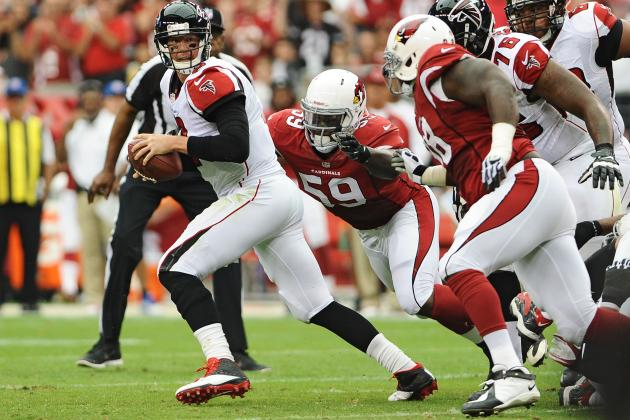 Falcons vs. Cardinals: Full Roster Report Card Grades for Atlanta