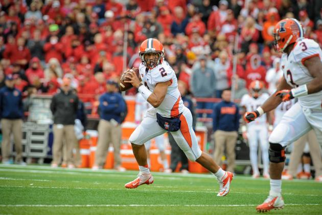 Fighting Illini Football: Best and Worst-Case Scenarios for Remaining 5 Games