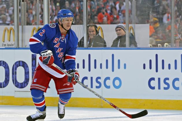 The All-Time Greatest New York Rangers at Every Position
