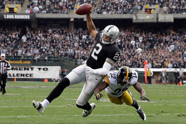 Raiders vs. Steelers: Takeaways from Pittsburgh's 21-18 Loss to Oakland