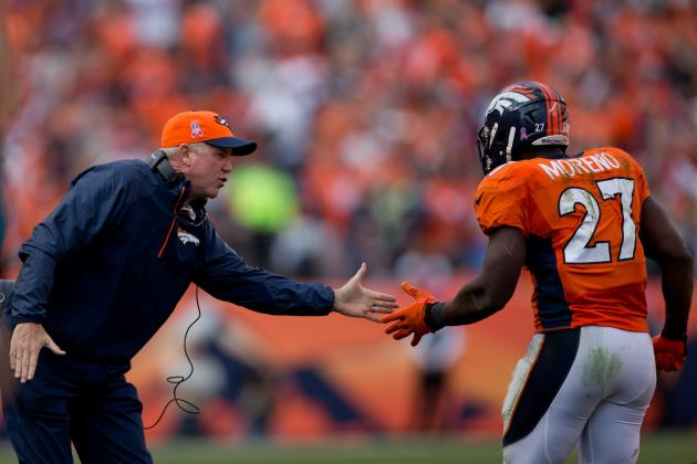 Denver Broncos: Midseason Report Cards for Each Positional Unit