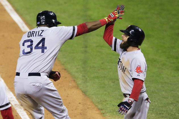 Must Know Stats, Facts from 2013 World Series Game 4