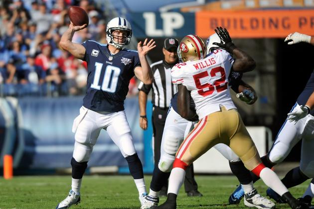 Tennessee Titans: Midseason Report Cards for Each Positional Unit