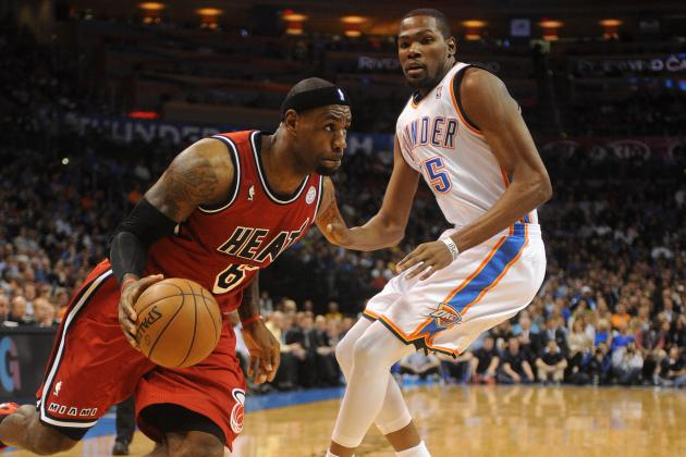 NBA MVP Odds 2013-14: Top Contenders to LeBron's Throne Entering Opening Week