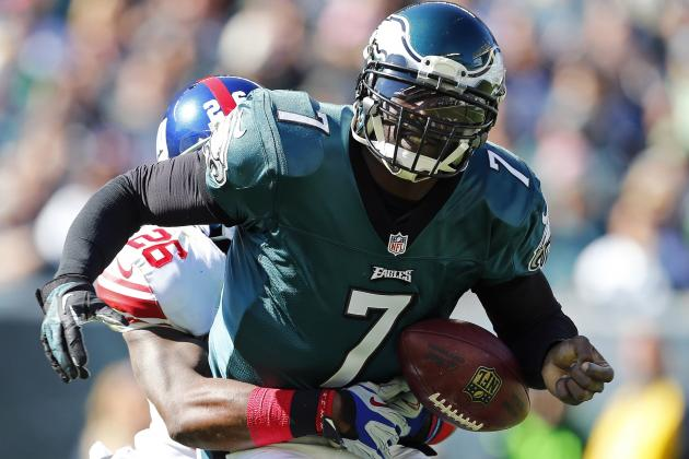 New York Giants vs. Philadelphia Eagles: Full Report Card Grades for Philly