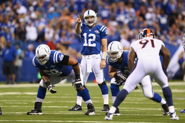 Indianapolis Colts Midseason Report Cards for Each Positional Unit