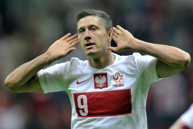 Paper Gossip: Robert Lewandowski, Andros Townsend, Wilf Zaha, World Cup Changes