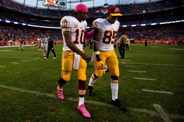 Washington Redskins: Midseason Report Cards for Each Positional Unit