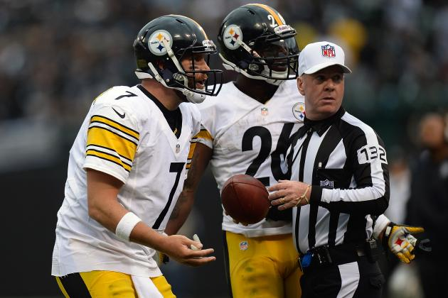 Pittsburgh Steelers: Midseason Report Cards for Each Positional Unit