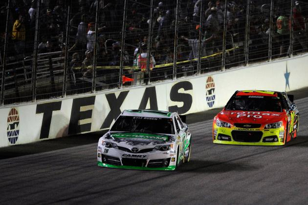 Fantasy NASCAR Picks for Sprint Cup Series at Texas