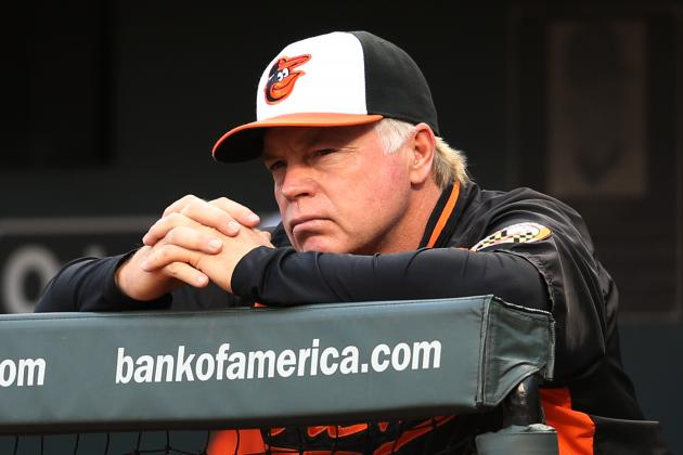 Baltimore Orioles Offseason Tracker: Hottest Trade Rumors, Free-Agency News