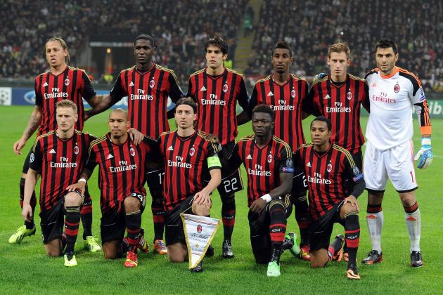 5 Players AC Milan Could Sign in January to Save Their Serie A Title Bid