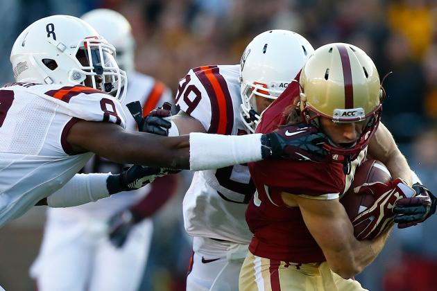 Virginia Tech Hokies vs. Boston College Eagles: Complete Game Preview