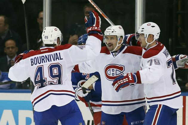 Solutions to Montreal Canadiens' Biggest Problems Early in 2013-14
