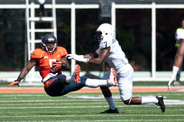 Penn State Nittany Lions vs. Illinois Fighting Illini Complete Game Preview