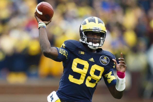 Michigan Wolverines vs. Michigan State Spartans: Complete Game Preview