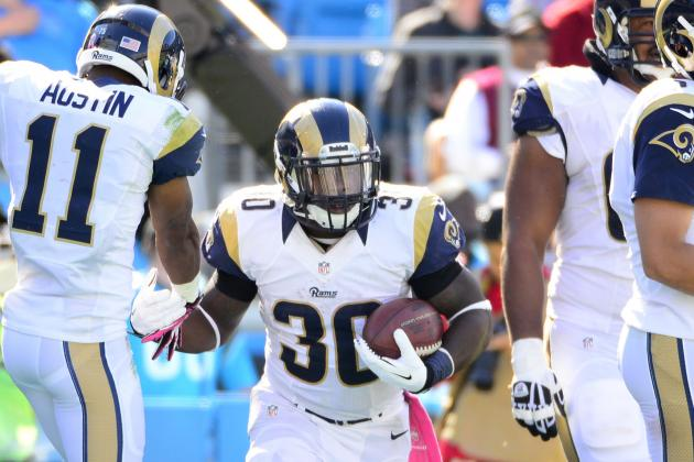 St. Louis Rams: Midseason Report Cards for Each Positional Unit