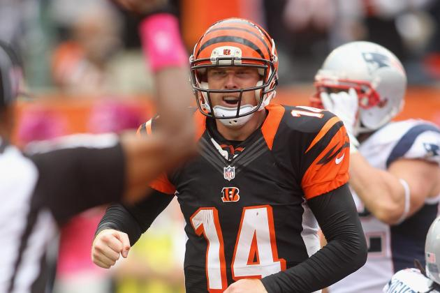 Cincinnati Bengals: Dalton No Stranger to Doubt, or Success in Spite of It