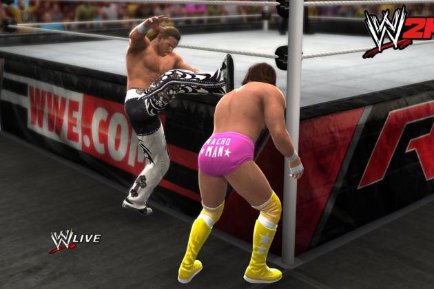 WWE 2K14: Killer Features That Will Excite Die-Hard Fans