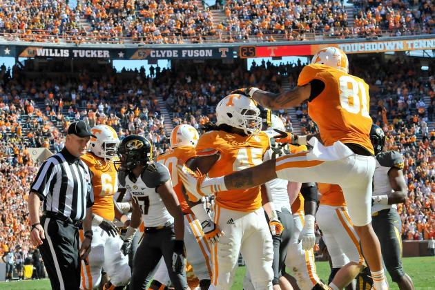 Tennessee Volunteers vs. Missouri Tigers Complete Game Preview
