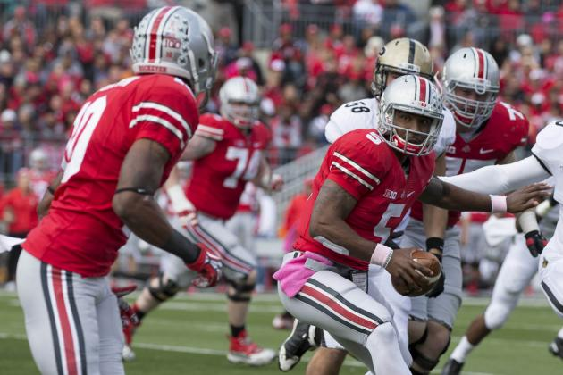 Ohio State Buckeyes vs. Purdue Boilermakers Complete Game Preview