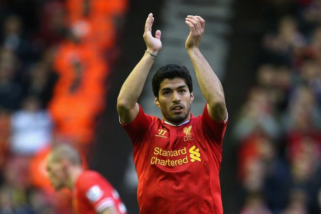 5 Reasons Luis Suarez Deserves His Ballon D'Or Nomination