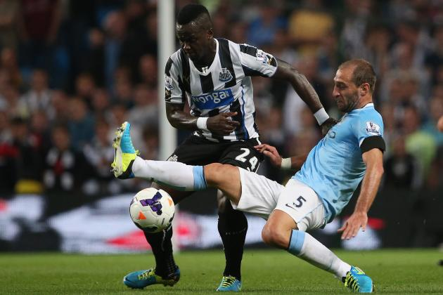 How Newcastle United Will Line Up Against Manchester City