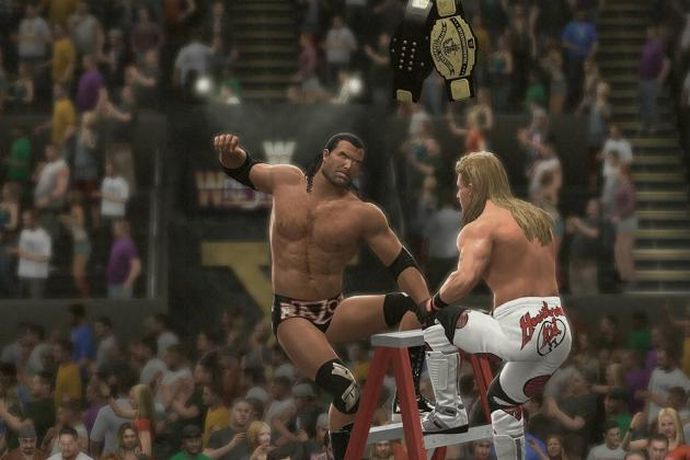 WWE 2K14: 15 Most Memorable Matches from 30 Years of WrestleMania Mode