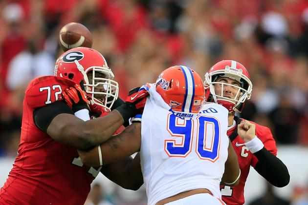 Georgia Bulldogs vs. Florida Gators: Complete Game Preview