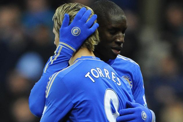 Power Ranking the Premier League's Top 10 Strike Partnerships in 2013