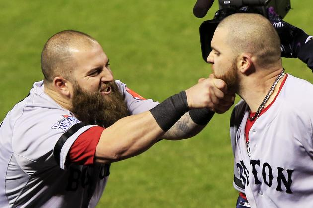 Power Ranking All Red Sox Beards at the 2013 World Series