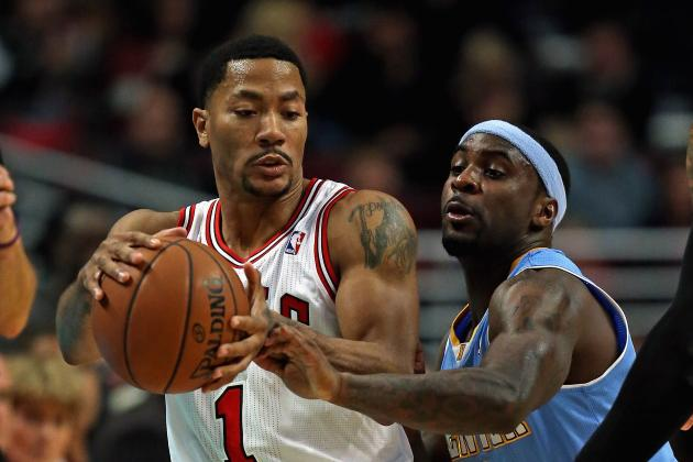 5 New Weapons Chicago Bulls' Derrick Rose Has Added to His Arsenal