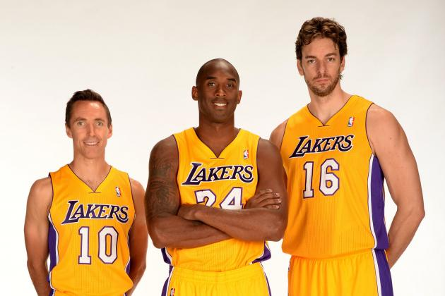 Los Angeles Lakers: Projecting Full Season Stats for Each Player