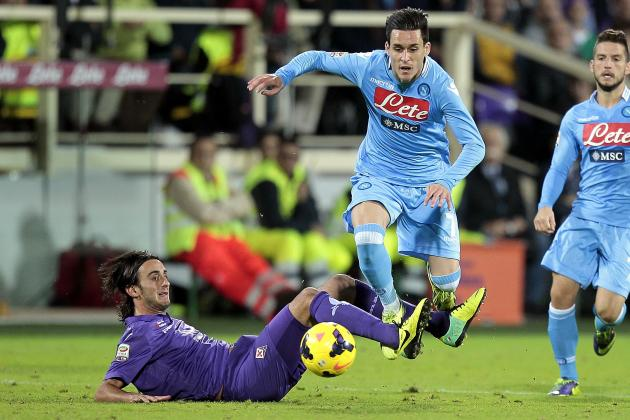 Serie a Results: Analysis for Fiorentina vs. Napoli, and All the Midweek Matches