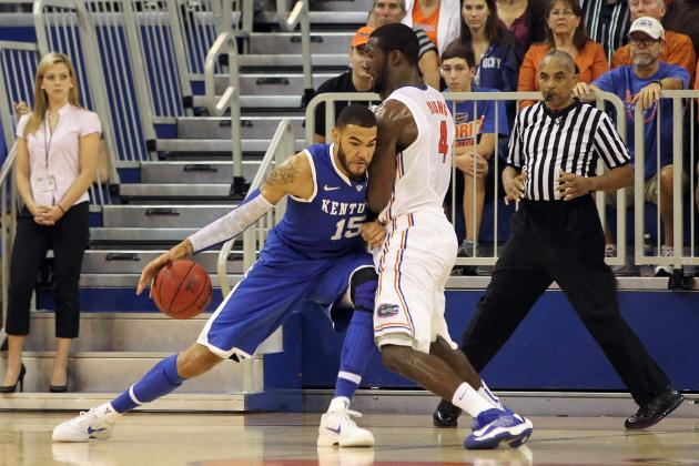 Kentucky Basketball: Wildcats' 5 Biggest Games in 2013-14 Season